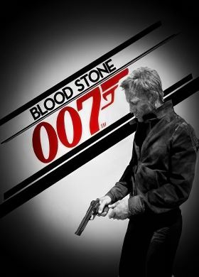 Обложка James Bond Blood Stone