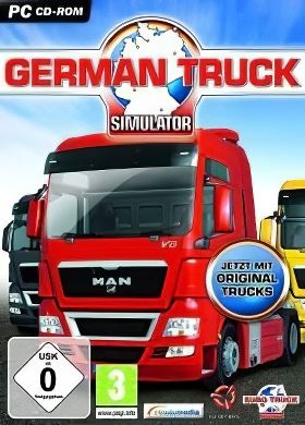 Обложка German Truck Simulator