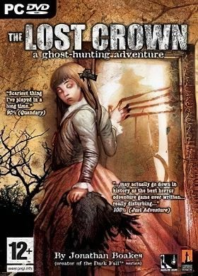 Обложка The Lost Crown A Ghosthunting Adventure