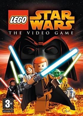 Обложка LEGO Star Wars: The Video Game