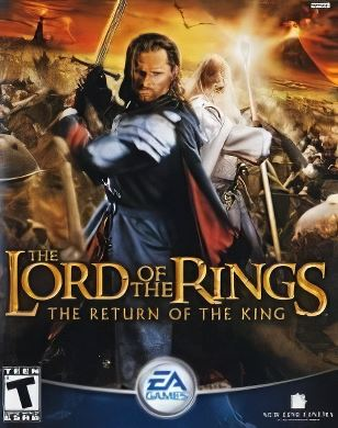 Обложка Lord Of The Rings: The Return of the King