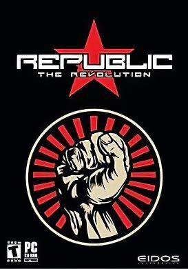 Обложка Republic: The Revolution