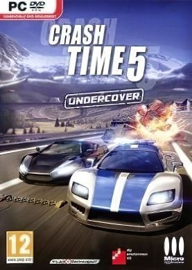 Обложка Crash Time 5 Undercover