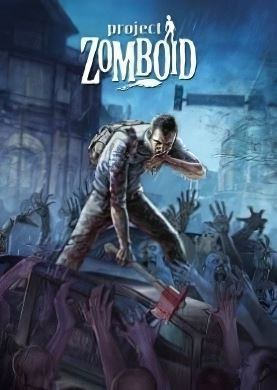 Обложка Project Zomboid