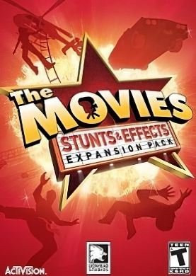 Обложка The Movies: Stunts and Effects