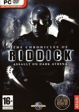 Обложка The Chronicles of Riddick Assault on Dark Athena