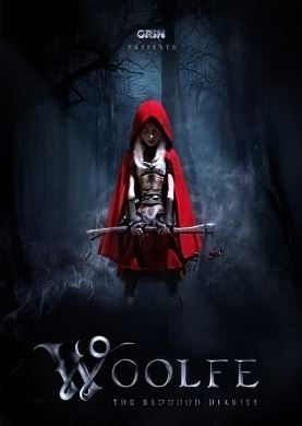 Обложка Woolfe - The Red Hood Diaries