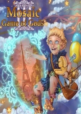 Обложка Mosaic: Game of Gods 3