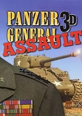Обложка Panzer General 3D: Assault