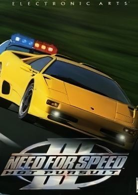 Обложка Need for Speed 3: Hot Pursuit
