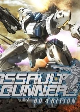 Обложка Assault Gunners HD Edition