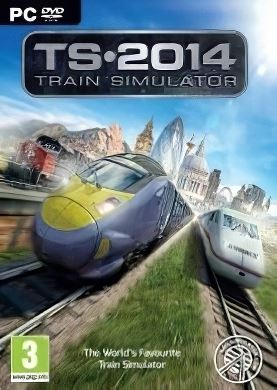 Обложка Train Simulator 2014