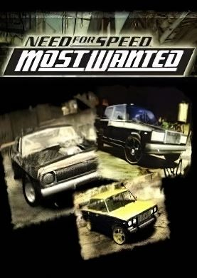 Обложка NFS Most Wanted Russian Cars