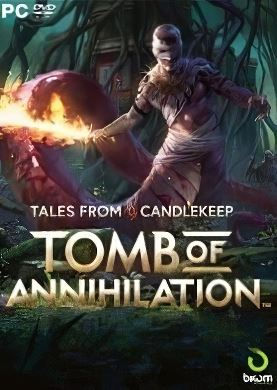 Обложка Tales from Candlekeep Tomb of Annihilation