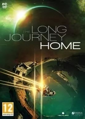 Обложка The Long Journey Home