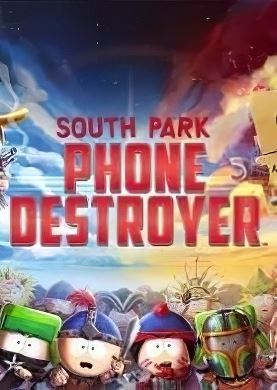 Обложка South Park: Phone Destroyer