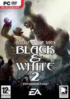 Обложка Black & White 2 Battle of the Gods