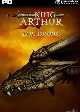 Обложка King Arthur: The Druids