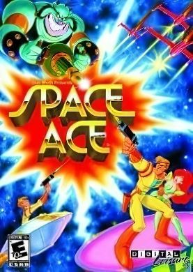 Обложка Space Ace Remastered