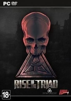 Обложка Rise of the Triad