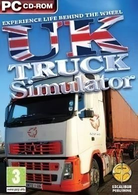 Обложка UK Truck Simulator