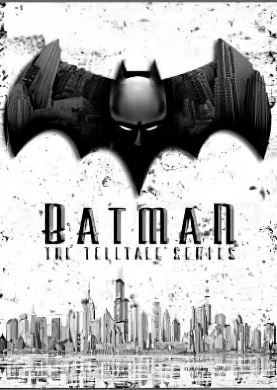 Обложка Batman - The Telltale Series