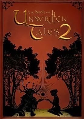 Обложка The Book of Unwritten Tales 2