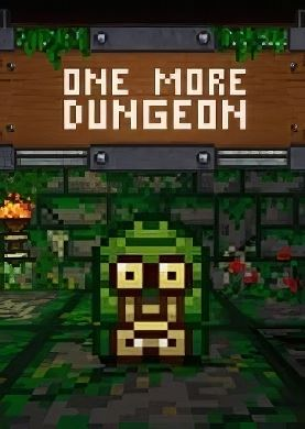 Обложка One More Dungeon