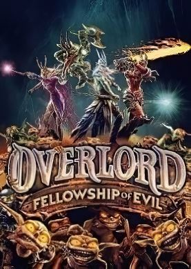 Обложка Overlord Fellowship of Evil