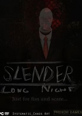 Обложка Slender: Long Night