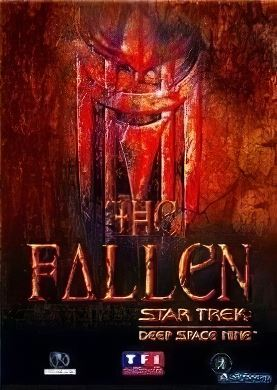Обложка Star Trek: Deep Space 9. The Fallen