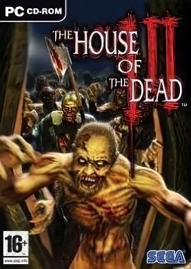 Обложка The House of the Dead 3