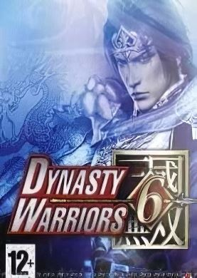 Обложка Dynasty Warriors 6