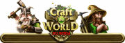 Логотип Craft The World
