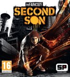Обложка InFamous: Second Son