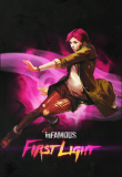Обложка inFamous: First Light