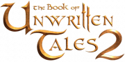 Логотип The Book of Unwritten Tales 2