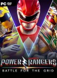 Обложка Power Rangers: Battle for the Grid