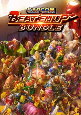 Обложка Capcom Beat 'Em Up Bundle