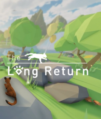 Обложка The Long Return