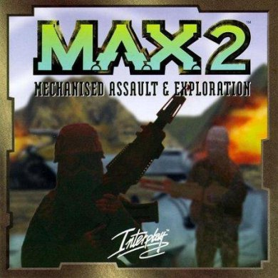 Обложка M.A.X. 2: Mechanized Assault and Exploration