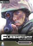 Обложка Operation Flashpoint Cold War Crisis