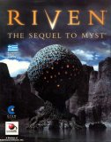 Обложка Riven: The Sequel to Myst