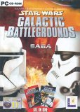 Обложка Star Wars: Galactic Battlegrounds
