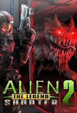 Обложка Alien Shooter 2 - The Legend