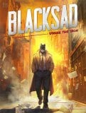 Обложка Blacksad: Under the Skin